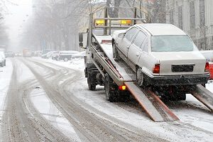 Hialeah Towing snow